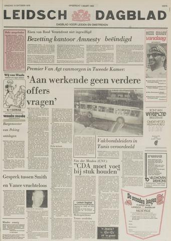 Leidsch Dagblad 1978-10-10
