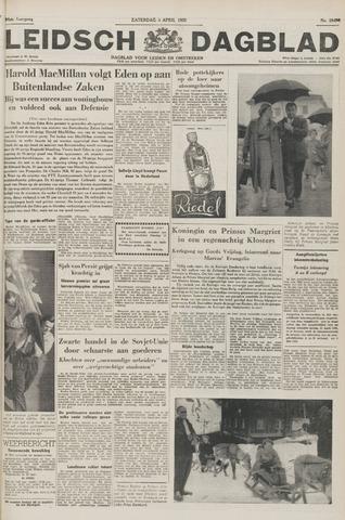 Leidsch Dagblad 1955-04-09