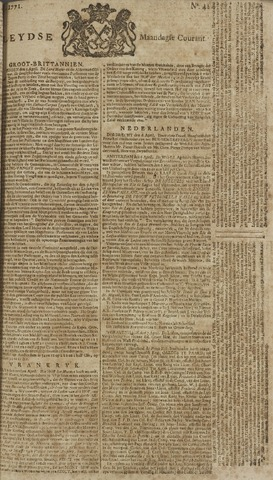 Leydse Courant 1771-04-08