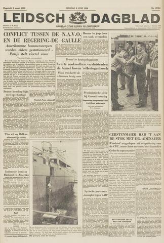 Leidsch Dagblad 1959-06-09