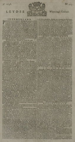 Leydse Courant 1736-10-17