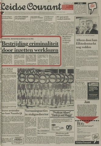 Leidse Courant 1987-01-20