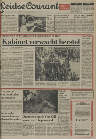 Leidse Courant 1983-09-20