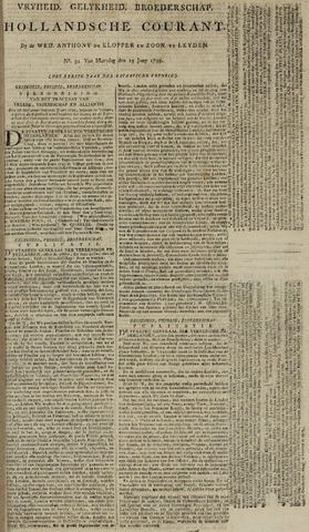 Leydse Courant 1795-06-15