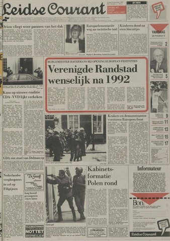 Leidse Courant 1989-09-08
