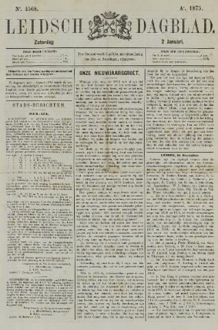 Leidsch Dagblad 1875