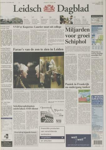 Leidsch Dagblad 2000-11-01