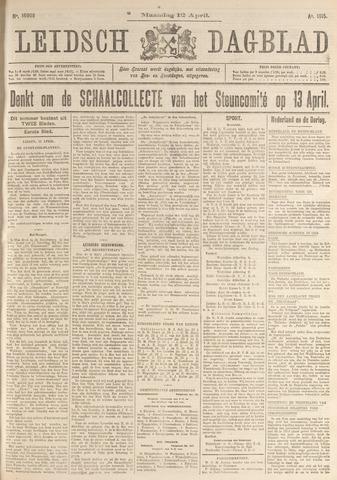 Leidsch Dagblad 1915-04-12