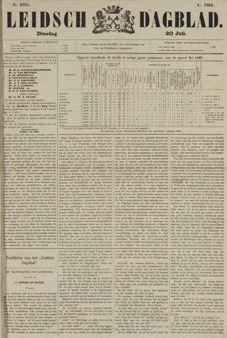 Leidsch Dagblad 1869-07-20