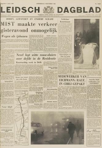 Leidsch Dagblad 1962-12-06