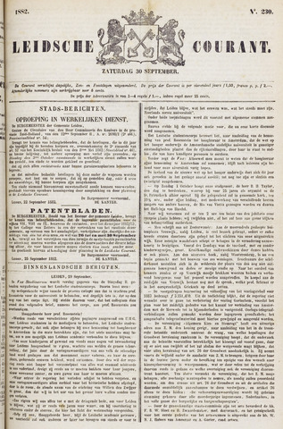 Leydse Courant 1882-09-30