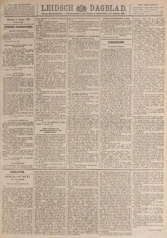 Leidsch Dagblad 1919-01-06