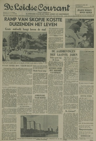 Leidse Courant 1963-07-27