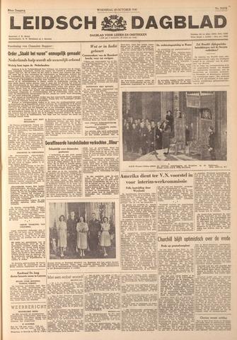 Leidsch Dagblad 1947-10-15