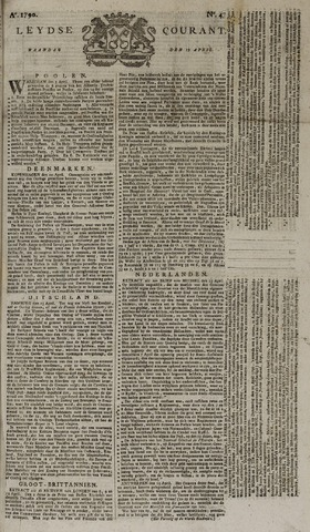 Leydse Courant 1790-04-19