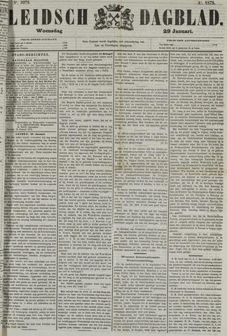 Leidsch Dagblad 1873-01-29