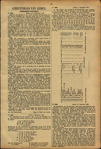 Handelingen van de Raad 1887-12-05