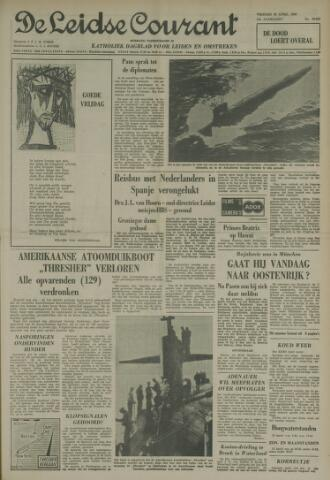 Leidse Courant 1963-04-12