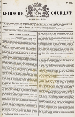 Leydse Courant 1871-07-06