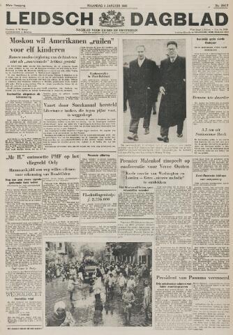 Leidsch Dagblad 1955