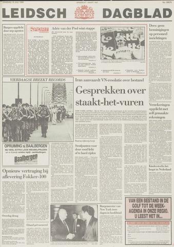 Leidsch Dagblad 1988-07-19
