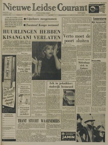Nieuwe Leidsche Courant 1967-07-13