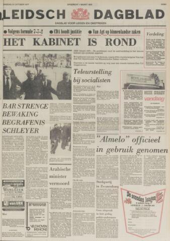 Leidsch Dagblad 1977-10-25