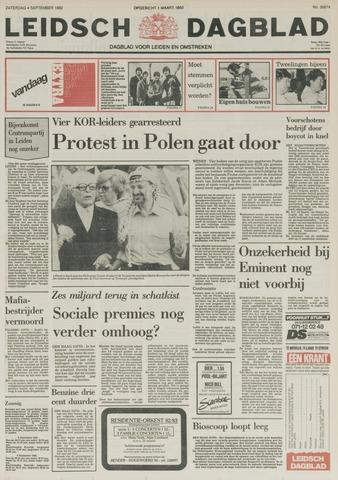 Leidsch Dagblad 1982-09-04
