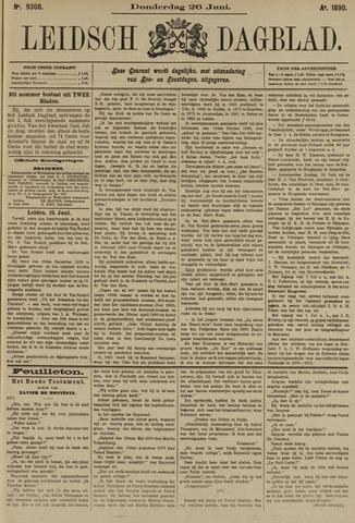 Leidsch Dagblad 1890-06-26