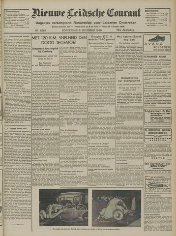 Nieuwe Leidsche Courant 1938-12-08