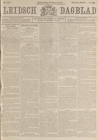Leidsch Dagblad 1916-09-11
