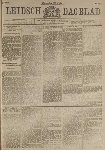 Leidsch Dagblad 1907-07-27