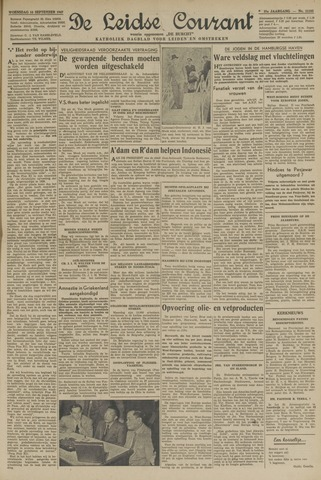 Leidse Courant 1947-09-10