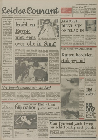 Leidse Courant 1974-10-14
