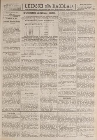 Leidsch Dagblad 1919-07-23
