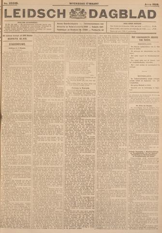 Leidsch Dagblad 1926-03-17