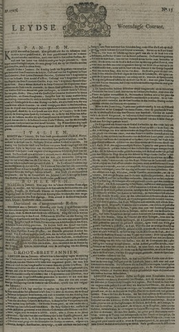 Leydse Courant 1727-01-29