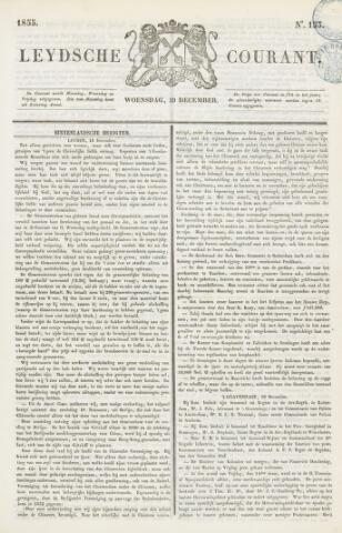 Leydse Courant 1855-12-19