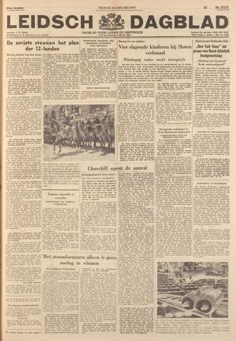 Leidsch Dagblad 1951-01-26