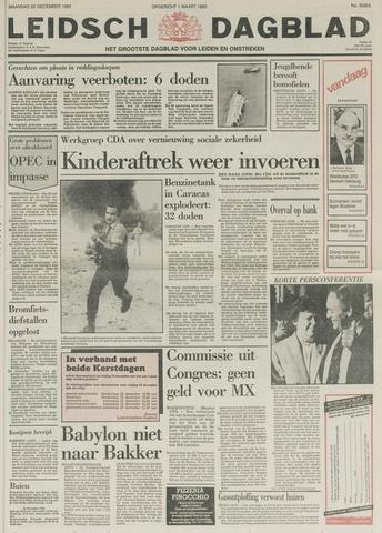 Leidsch Dagblad 1982-12-20