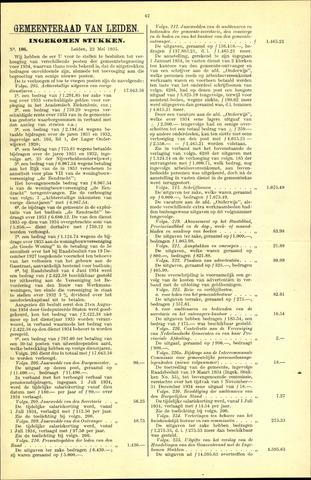 Handelingen van de Raad 1935-05-22