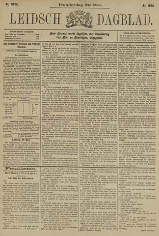 Leidsch Dagblad 1890-05-29