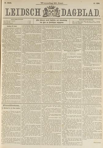 Leidsch Dagblad 1894-06-20