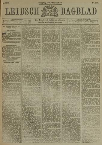 Leidsch Dagblad 1904-12-30