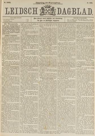 Leidsch Dagblad 1894-09-18