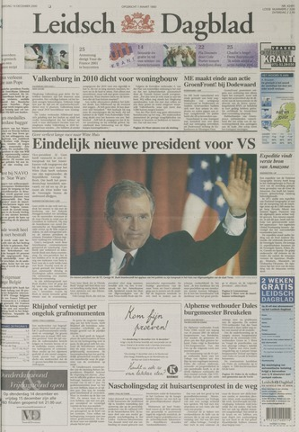 Leidsch Dagblad 2000-12-14