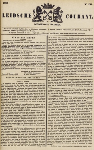Leydse Courant 1883-12-06