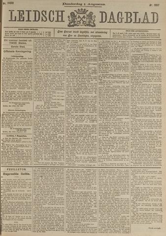 Leidsch Dagblad 1907-08-01