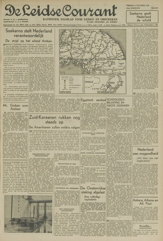Leidse Courant 1950-10-06