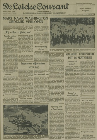 Leidse Courant 1963-08-29